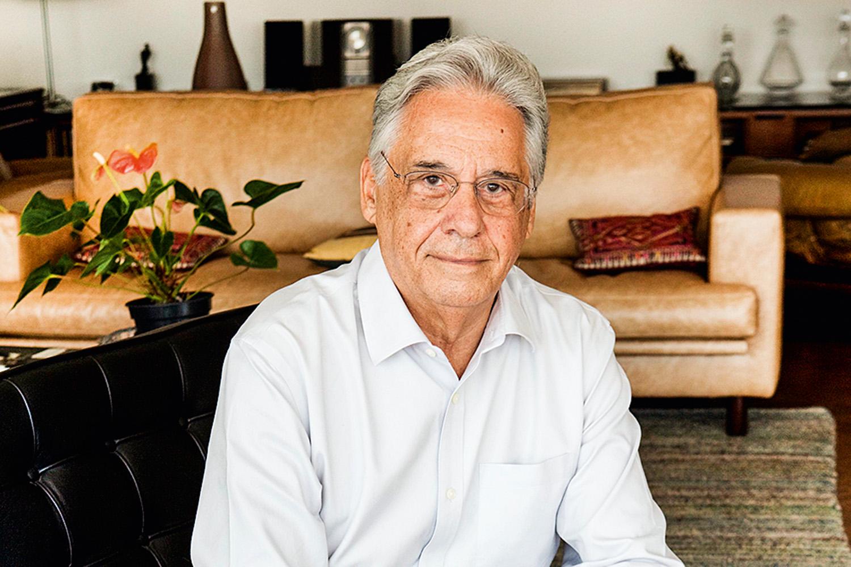 """FERNANDO HENRIQUE CARDOSO - """"Se o presidente não se envolve diretamente, as reformas não andam."""" -"""