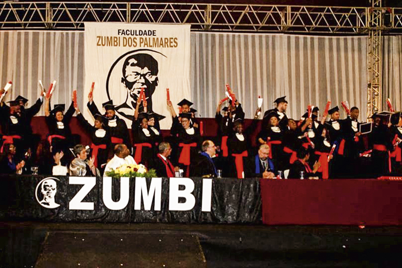 O CAMINHO -Faculdade Zumbi dos Palmares: educação é a chave -