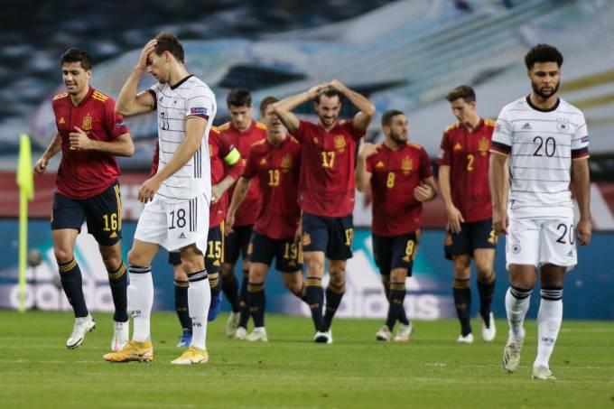 Spain – Germany