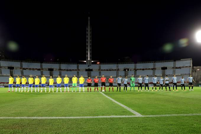 Uruguay v Brazil – South American Qualifiers for Qatar 2022