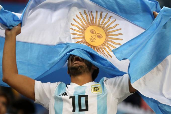 2018 FIFA World Cup Group Stage: Nigeria 1 – 2 Argentina