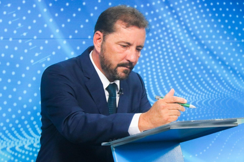 O prefeito reeleito de Porto Velho, Hildon Chaves (PSDB)