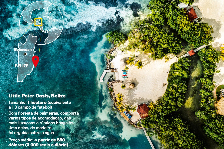 Cresce a oferta de aluguel de ilhas paradisíacas