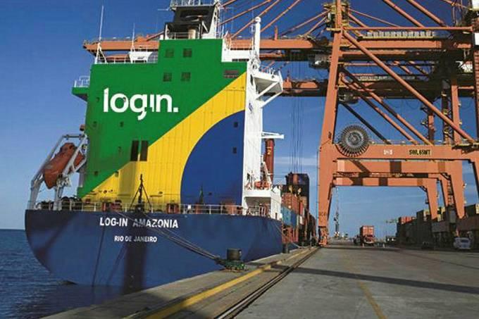 Log-in logística