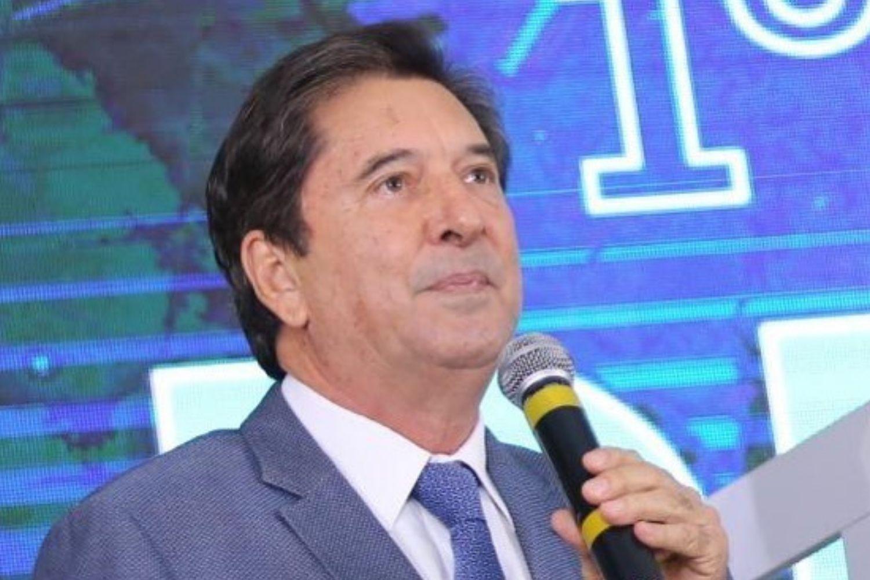 O prefeito eleito de Goiânia, Maguito Vilela (MDB)