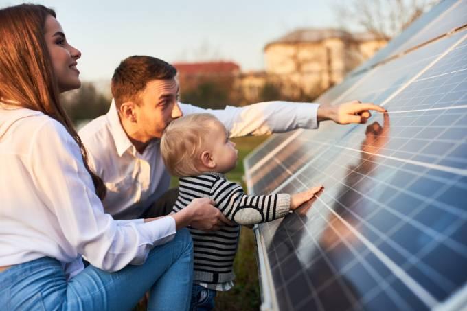 Paineis solares – Energia Solar