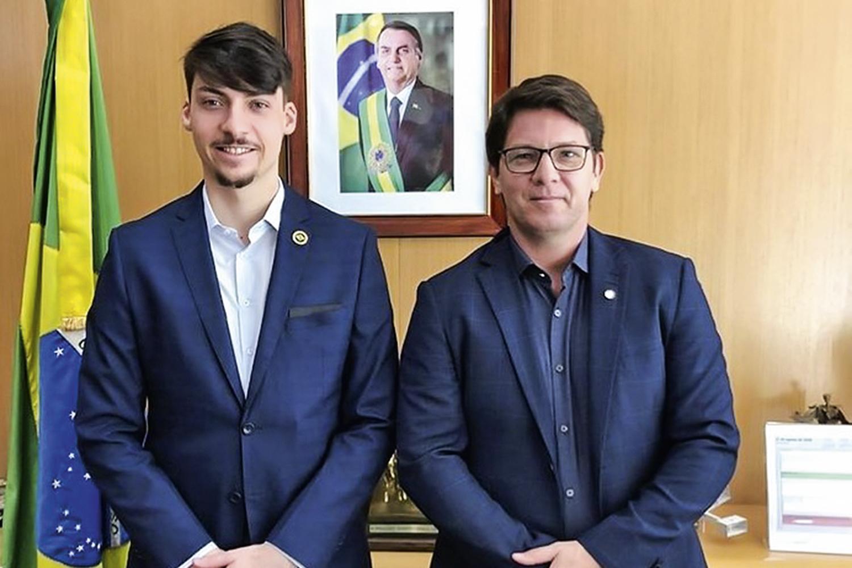CULTURA -Renan e Frias: proposta para promover competições de games -