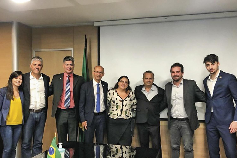 CASA DE PEDRA -Rogério Marinho: o ministro recebeu Renan e empresários a pedido do Palácio do Planalto -