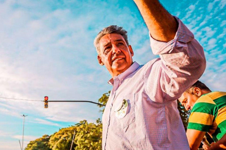 O prefeito eleito de Porto Alegre, Sebastião Melo (MDB)