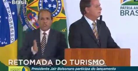 Jair Bolsonaro fala sobre Biden sem citá-lo nominalmente