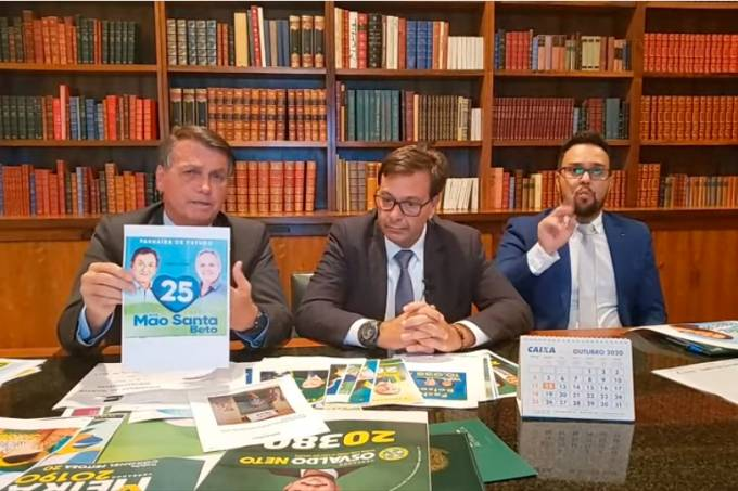 Jair Bolsonaro – eleições municipais