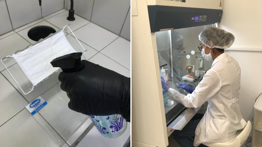 Unicamp cria spray que mata o coronavírus em menos de um minuto