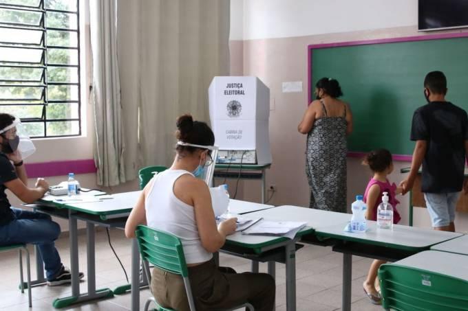 votação em SP