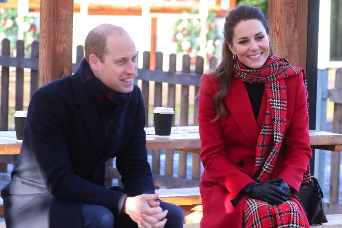 Príncipe William e esposa, Kate Middleton