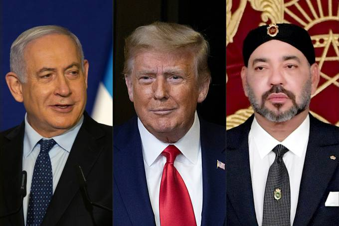COMBO-FILES-US-MOROCCO-ISRAEL-DIPLOMACY