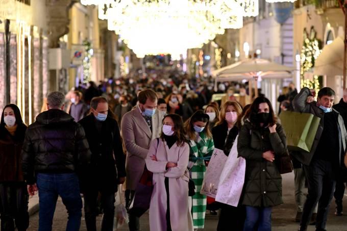ITALY-HEALTH-VIRUS-CHRISTMAS
