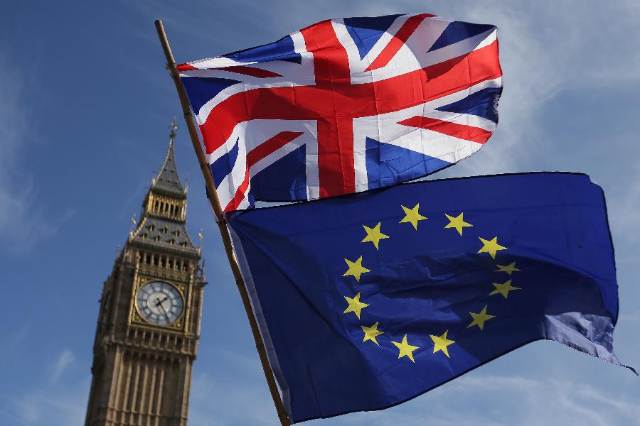 Brexit -Reino Unido - União Europeia