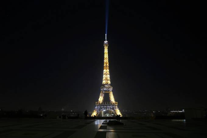 Ano Novo Paris França