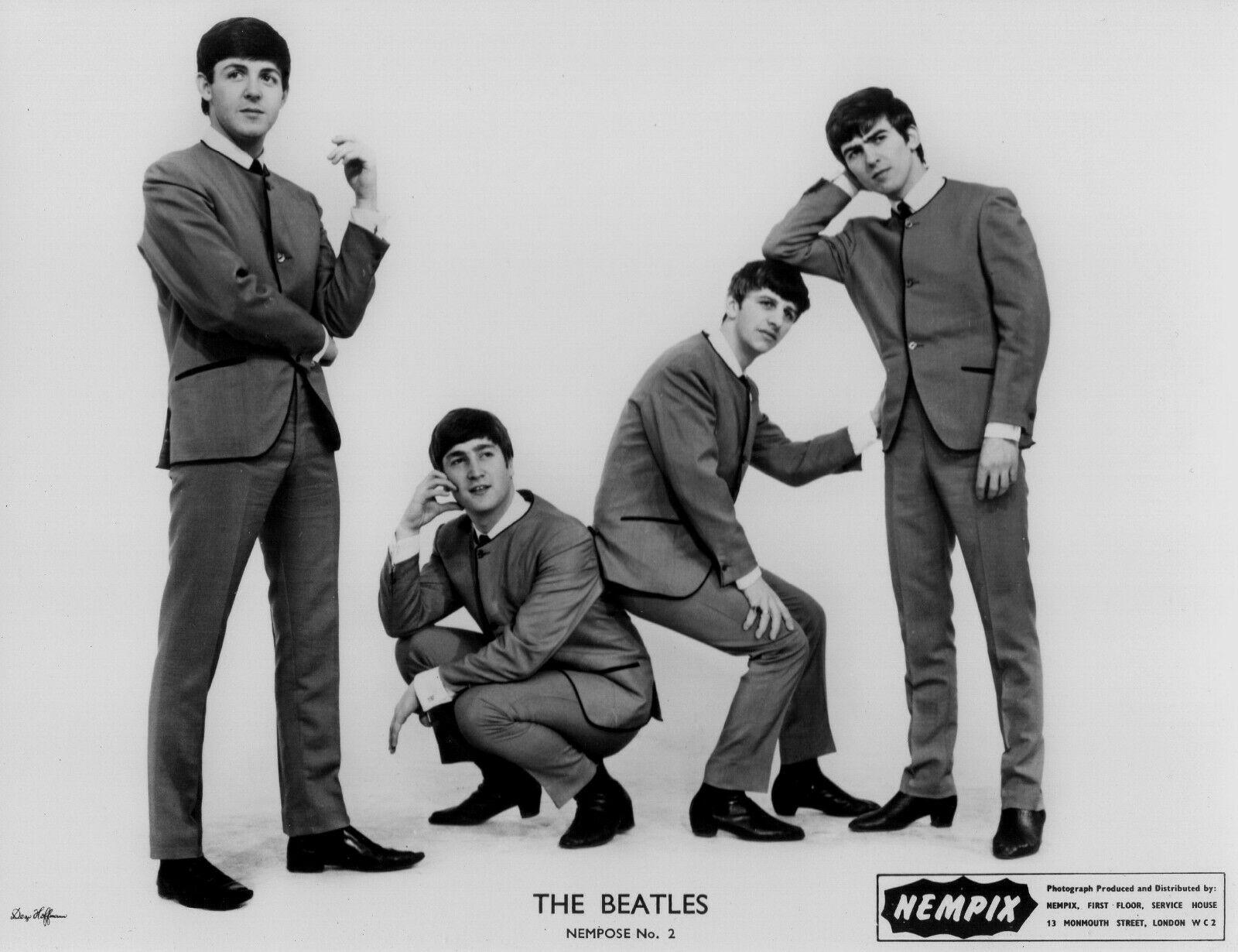 Beatles com terno Pierre Cardin -