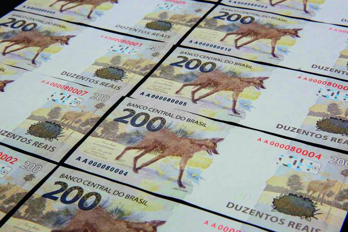 Brazil's central bank launches new 200-real banknote