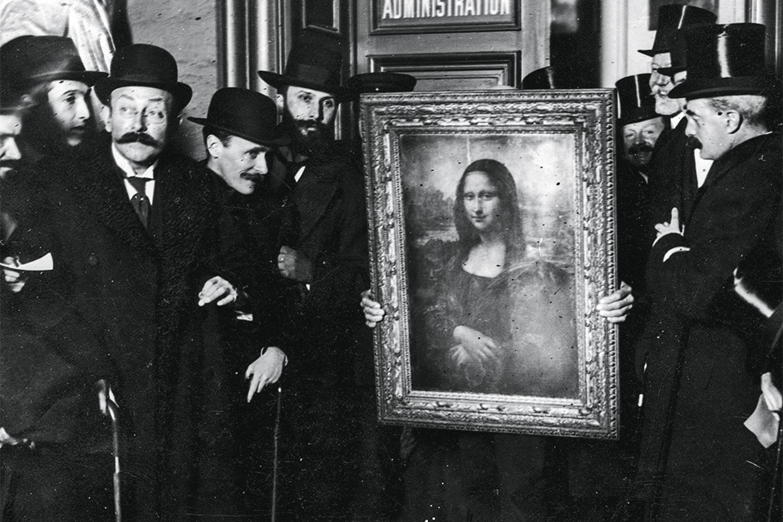 DIA HISTÓRICO -De volta ao museu, em 1914: o roubo ampliou a fama da obra -