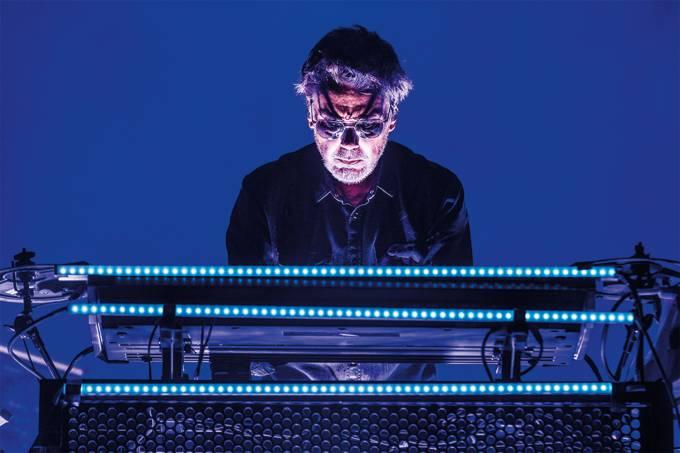 Jean-Michel Jarre In Concert – Seattle, WA