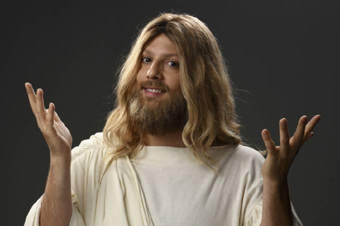Fabio Porchat como Jesus: interesse pela Bíblia e a liberdade de rir de toda religião