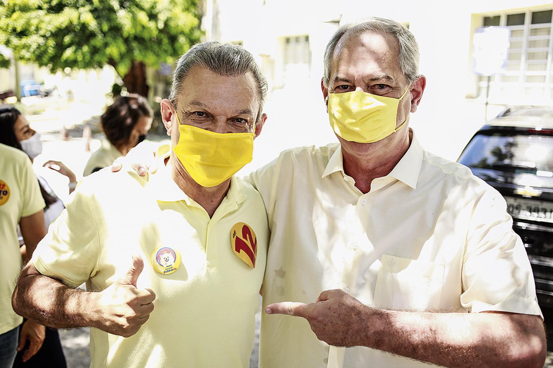 OLIGARQUIA -Sarto e Ciro: o prefeito eleito é mais um aliado dos irmãos Gomes -
