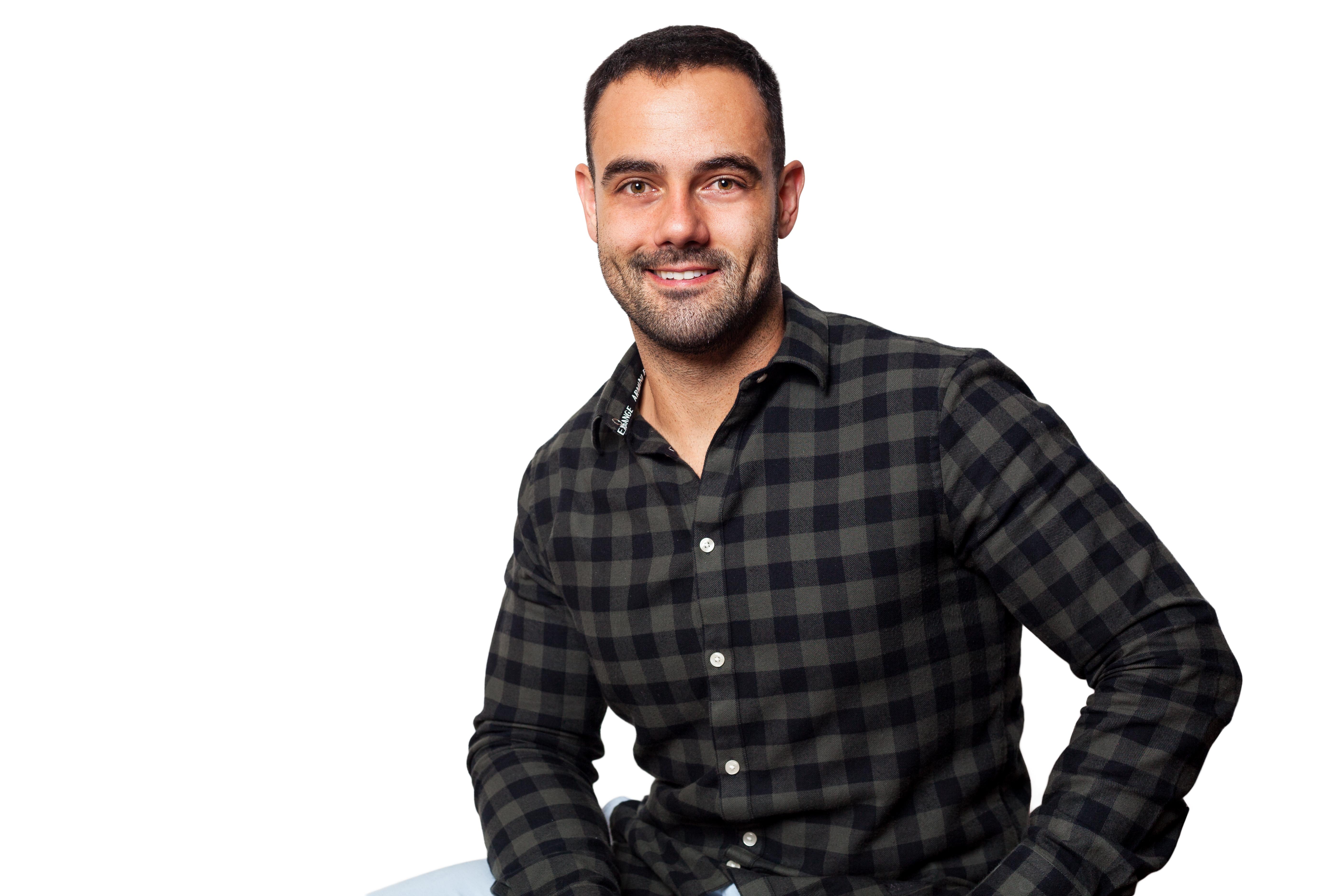 O executivo Matheus Patelli, CEO da HempMeds Brasil
