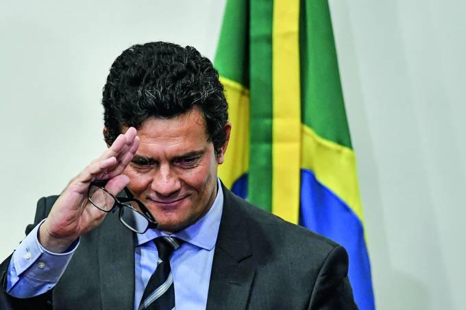 Moro anuncia sua saída do governo Bolsonaro
