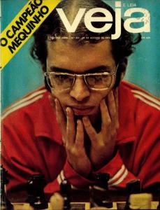 Capa de Veja - 22 de agosto de 1973