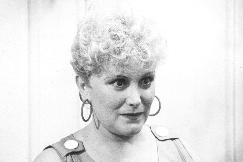 Nicette Bruno em Selva de Pedra, de 1986