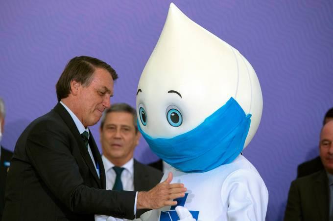 Brasil prevé vacunar a sus 210 millones de habitantes en un plazo de 16 meses