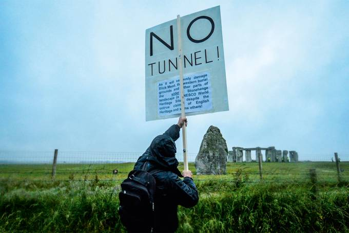 Stonehenge Closed For The 2020 Summer Solstice Due To Coronaviru
