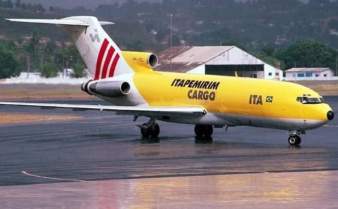 Empresa já atuou no setor aéreo com transporte de cargas