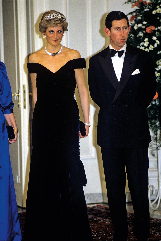 FRIEZA -Diana e Charles já distantes, em 1986: a novela conjugal volta à cena -