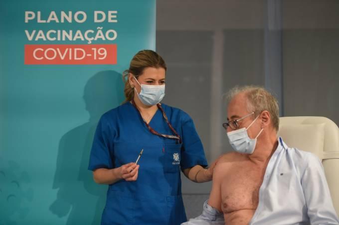 PORTUGAL-HEALTH-VIRUS-VACCINE