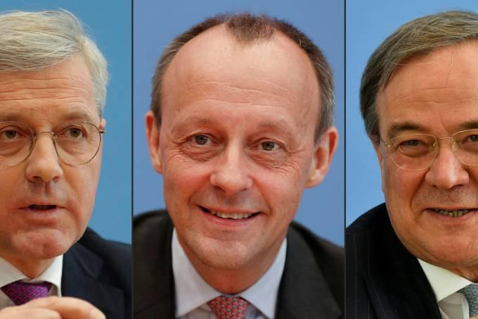 FILES-COMBO-GERMANY-POLITICS-VOTE-CDU