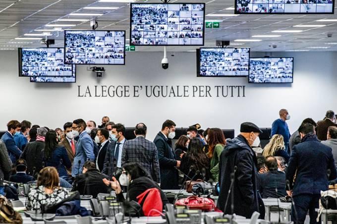ITALY-CRIME-MAFIA-TRIAL-NDRANGHETA
