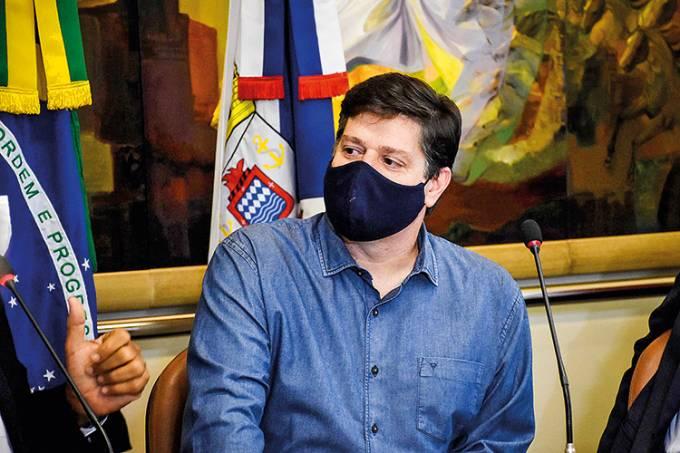Deputado Federal Baleia Rossi visita Teresina