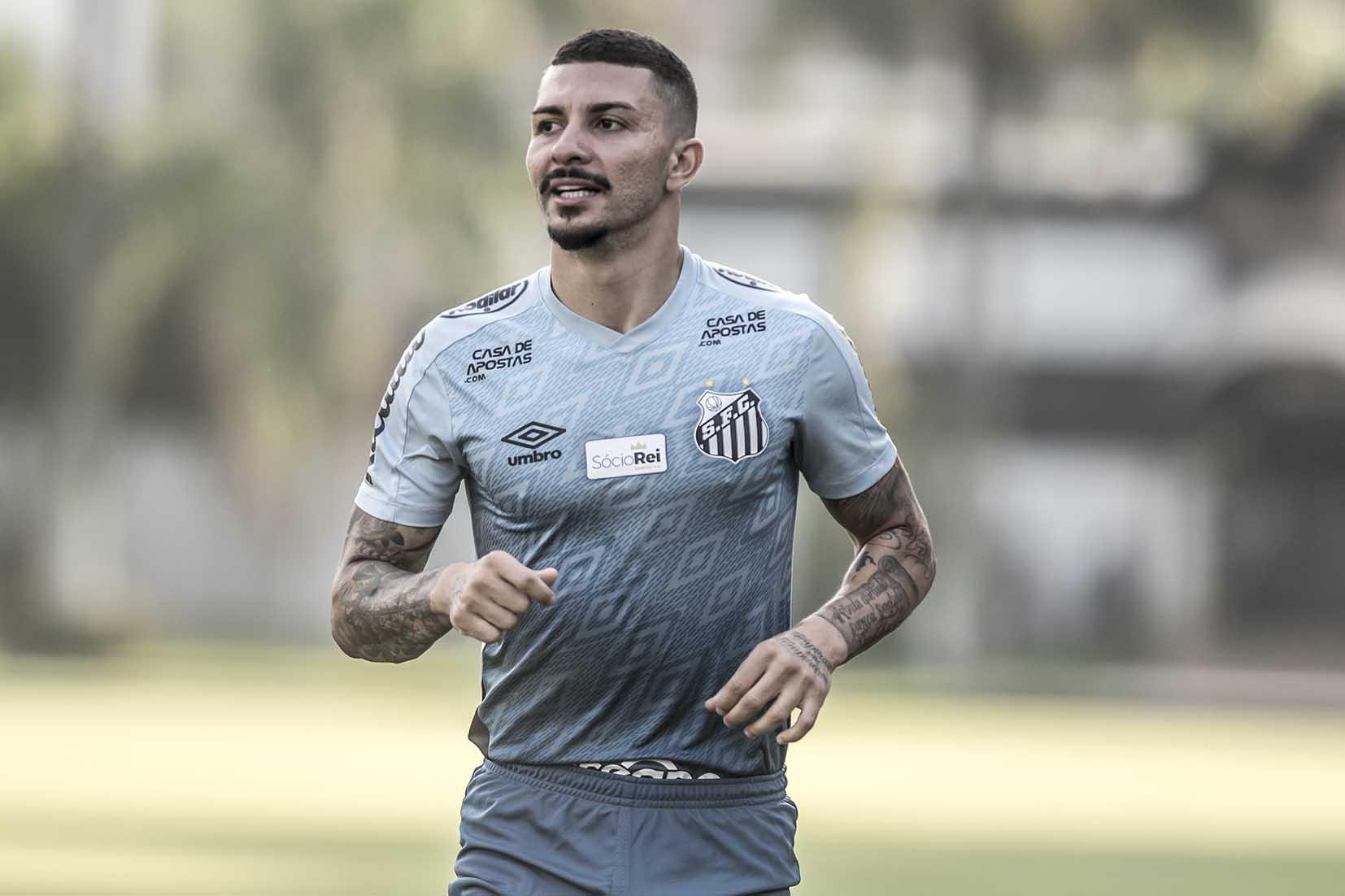 Covid: Palmeiras e Santos sem novos casos; santistas ainda aguardam Alison
