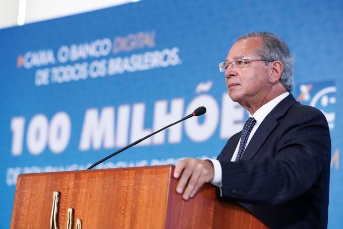 04/11/2020 Cerimônia Alusiva à Marca de 100 milhões de Poupan