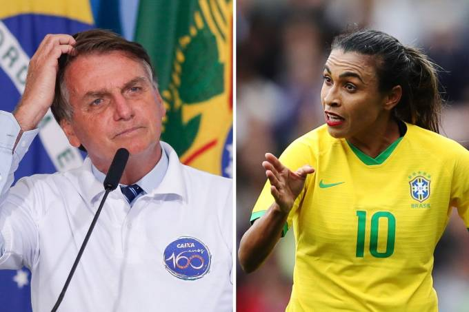 Bolsonaro-Marta