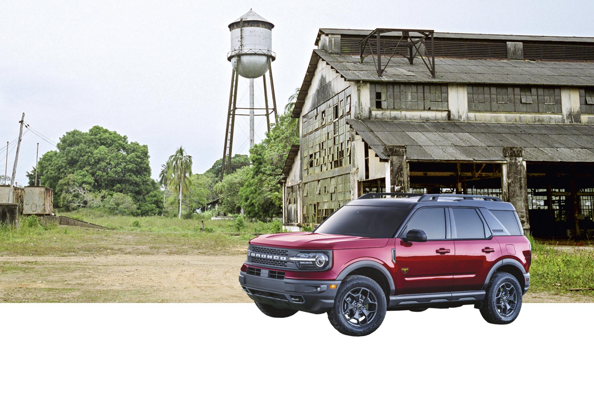 VELHO E O NOVO - A Fordlândia e o Ford Bronco: a empresa que teve cidade na Amazônia agora é apenas importadora de carros no Brasil -