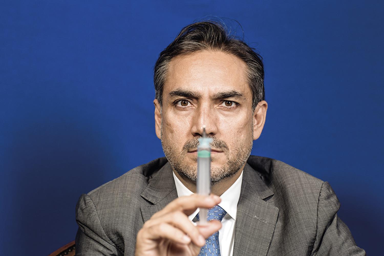 SILÊNCIO- Murillo: após frustração, a Pfizer continua negociando contrato -