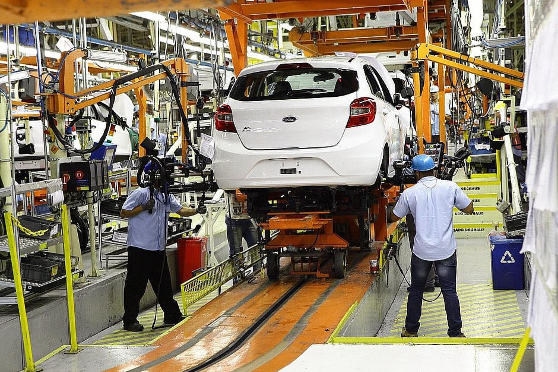 Saída da Ford é ruim, lamentável e emblemática, diz indústria do Aço