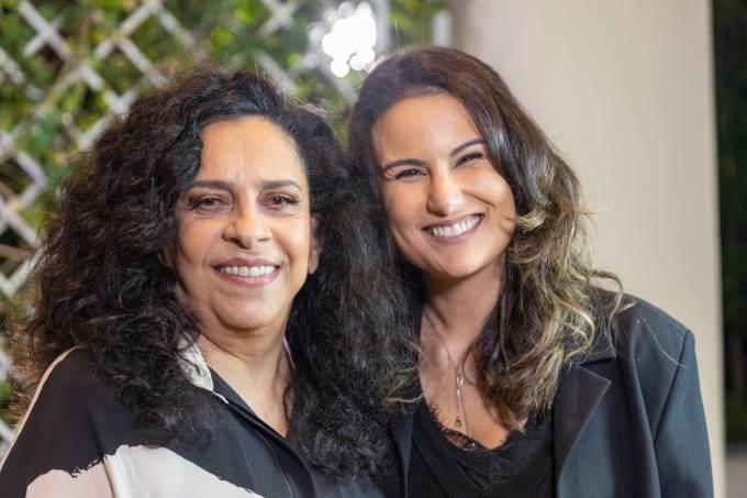 Gal Costa e Úrsula Corona (crédito -Victor Carvalho)