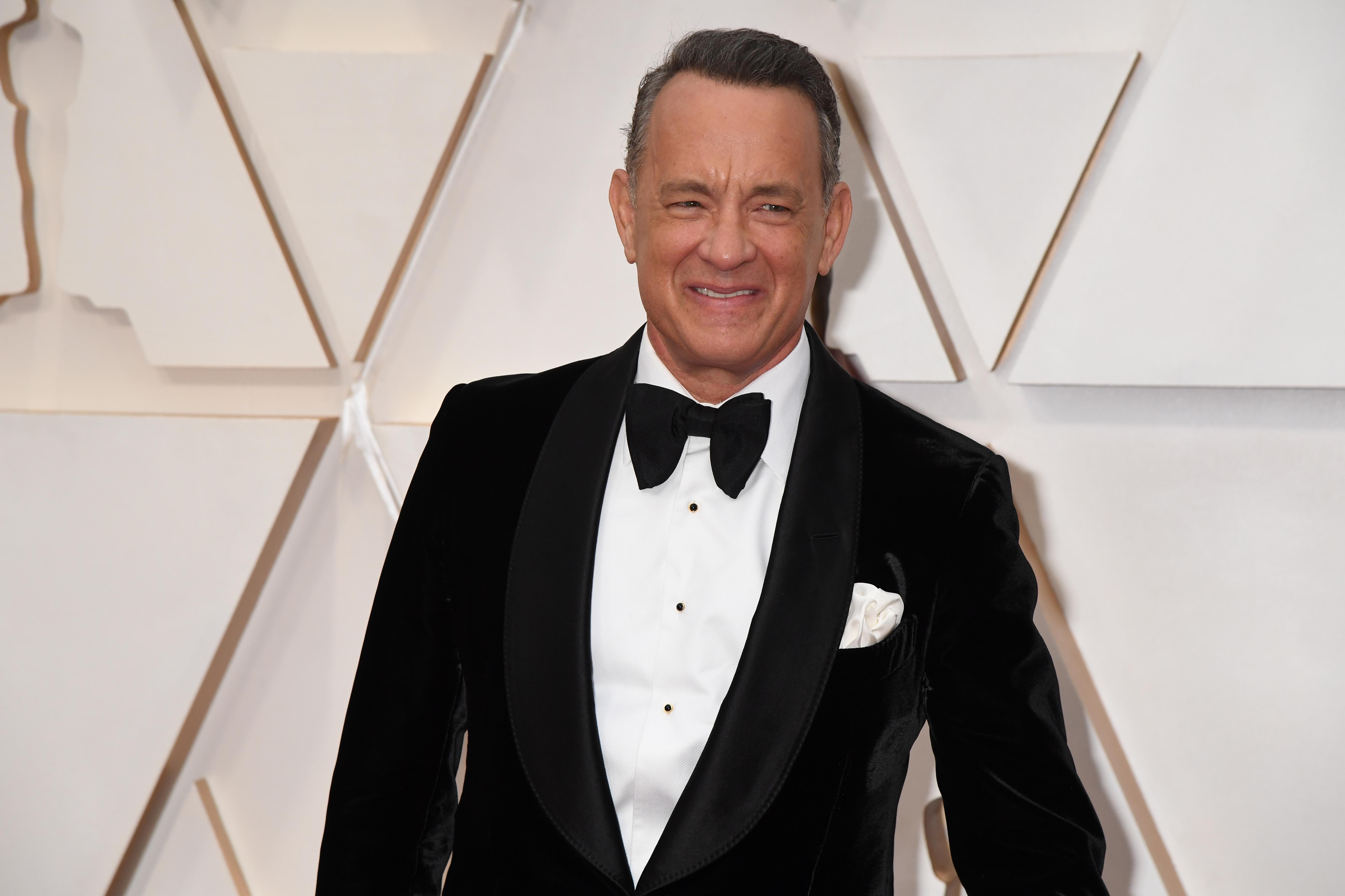 Tom Hanks apresentará programa de TV especial para a posse de Biden