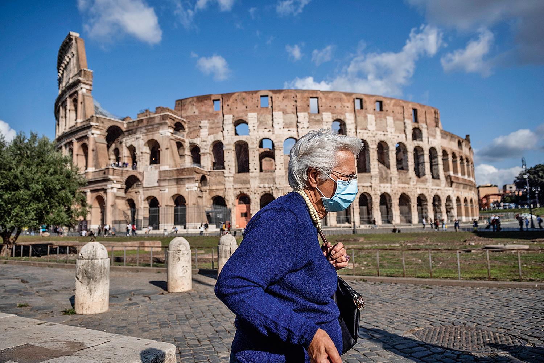 AGRAVAMENTO -Itália: a população vem encolhendo há cinco anos, sobrecarregando o sistema previdenciário -
