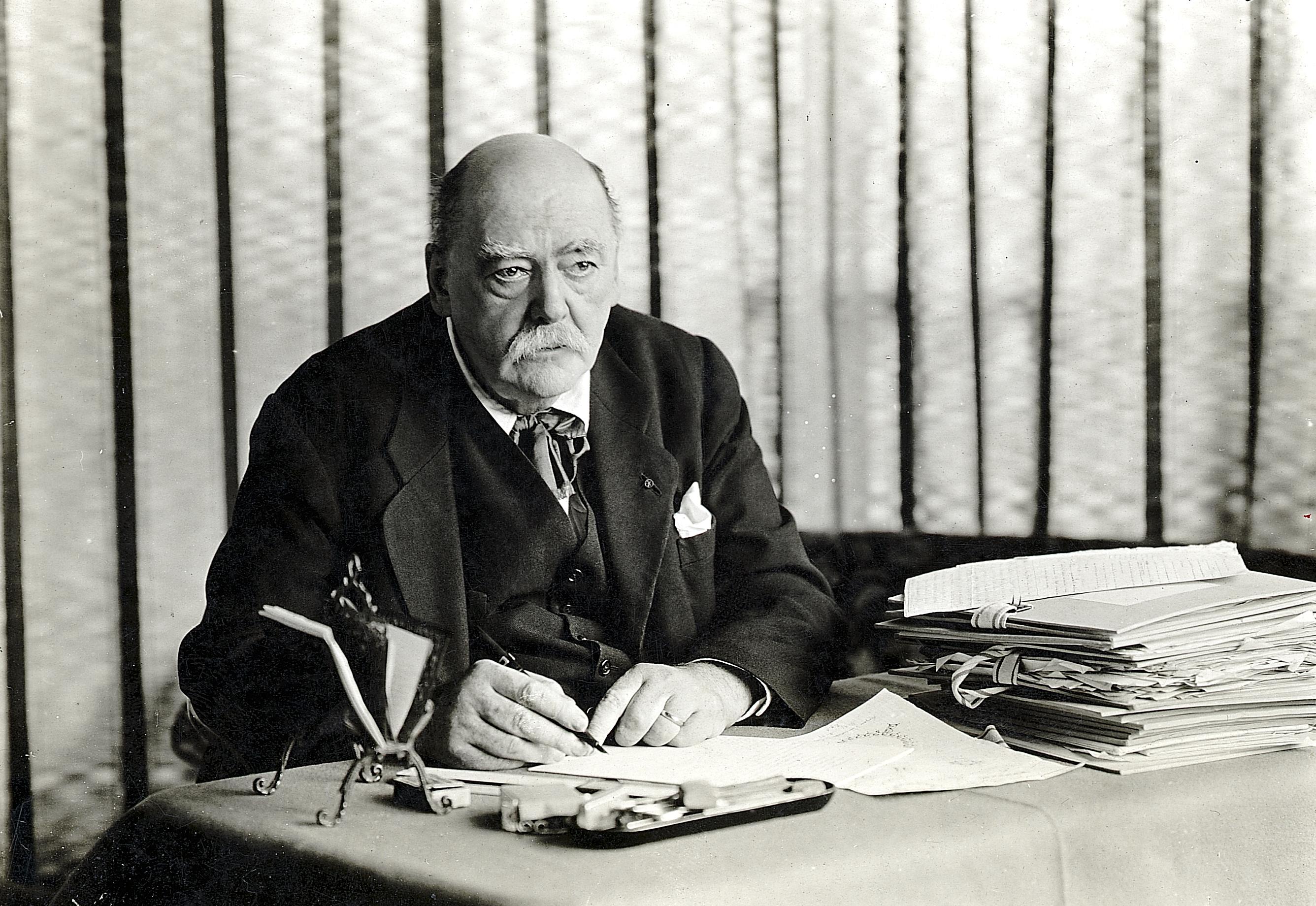 Maurice Leblanc, autor de Arsène Lupin